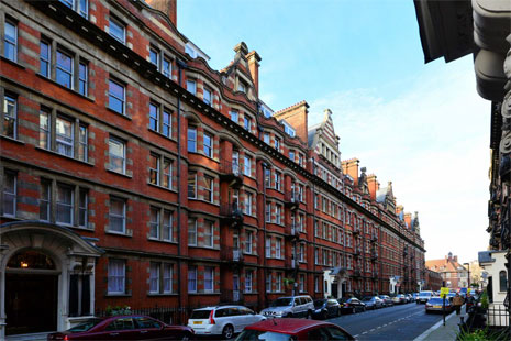 Glentworth Street, Regent's Park