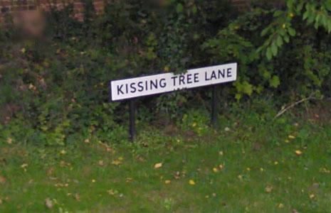 Kissing Tree Lane - Stratford Upon Avon